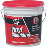 Dap 12133 Spackling Compound Vinyl Interior And Exterior Gallon