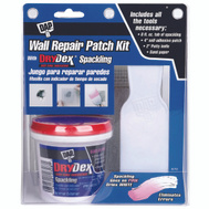 Dap 12345 Wall Repair/Patch Kit 8 Ounce