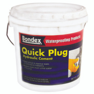 Dap 14090 Quick Plug Hydraulic Cement 10 Pound