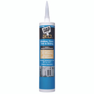 Dap 18362 Dynaflex Crystal Clear 3.0 Window, Door, Trim & Siding Sealant 9 Ounce