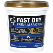 Dap 7079818440 Spackling Fast Dry Off-Wht 1Pt