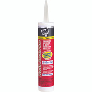 Dap 18516 Kwik Seal Kitchen And Bath Caulk With Microban Clear 10.1 Ounce