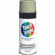 Rust-Oleum 55281830 Touch n Tone Antique White Gloss All Purpose Spray Paint