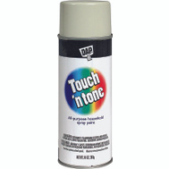Rust-Oleum 55285830 Touch n Tone Almond Gloss All Purpose Spray Paint 10 Ounce