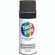 Rust-Oleum 55288830 Touch n Tone Dove Gray Gloss All Purpose Spray Paint