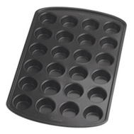 Wilton 2105-6819 24 Cup Mini Muffin Pan