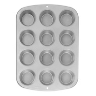 Wilton 2105-952 12 Cup Mini Muffin Pan
