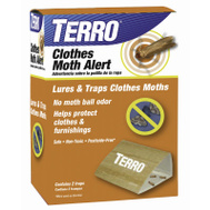 Woodstream T720 Terro Trap Clothes Moth Terro 12/Cs