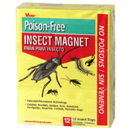 Woodstream T256 Terro Magnet Roach 12Pk