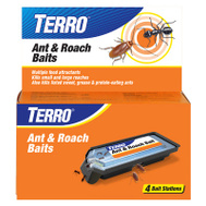 Woodstream T360 Terro 4PK Ant/Roach Station