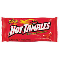 Continental Concession JUS46181 Hot Tamales Chewy Bag 1.8 Oz