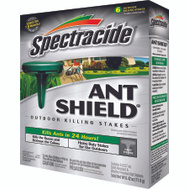 Spectrum HG-65597 Spectracide Ant Shield Outdoor Stakes