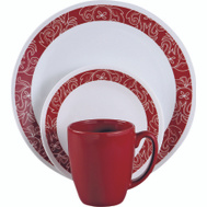 World Kitchen 1103061 Dinnerware 16Pc Bandhani