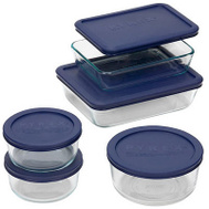 Corelle Brands 6021224 Pyrex 10 Piece Storage Boxed Set