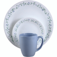 World Kitchen 6022006 Dinnerware 16Pc Countrycottage