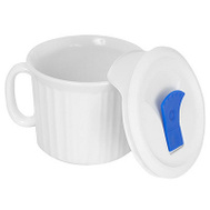 Corelle Brands 1035985 Corningware 22 Ounce Pop Ins Mug