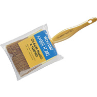 Wooster 1123-1 Amber Fong China Bristle Varnish Brushes 1 Inch