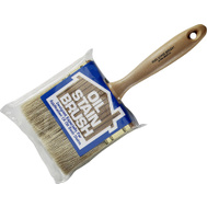 Wooster 4052-4 Stain White China Bristle Stain Brush 4 Inch