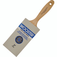 Wooster L1104-3 Pro White White China Bristle Varnish Brushes 3 Inch