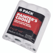 Wooster R959-9 Painters Choice 9 Inch 3/8 Inch Pile Medium Surface Roller Covers Pack Of 6
