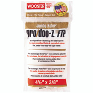 Wooster RR371-4 1/2 Cover Paint Roller 4-1/2In 2 Pack
