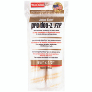 Wooster RR372-6 1/2 Cover Paint Roller 6-1/2In 2 Pack