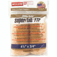 Wooster RR943-4 1/2 Cover Pnt Rlr 4-1/2X3/4In 2Pk 2 Pack