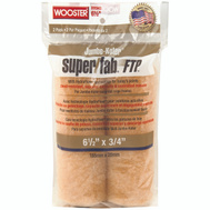 Wooster RR943-6 1/2 Cover Pnt Rlr 6-1/2X3/4In 2Pk 2 Pack