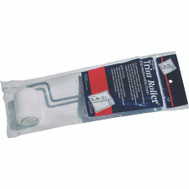 Wooster R105-3 Deluxe 3 Inch 3/8 Inch Nap Paint Trim Roller Frame And Cover