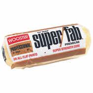 Wooster R239-9 Super Fab 9 Inch 3/8 Inch Nap Roller Cover For Flat & Low Lustre Paints