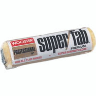 Wooster R242-9 Super Fab 9 Inch 3/4 Inch Nap Roller Cover For Rough Surfaces