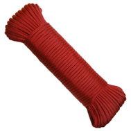 Lehigh Group NPC5503250R Paracord Red 5/32X50ft