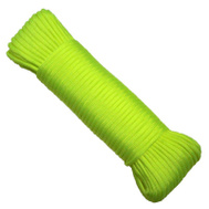 Lehigh Group NPC5503250Y Paracord Yellow 5/32X50ft