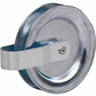 Lehigh Group 7096HD 3 1/2 Inch Cast Clothesline Pulley