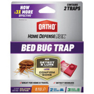 Ortho 0465705 Trap Bed Bug Pesticde Free 2Pk 2 Pack