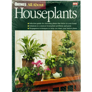 Meredith Books 4277 Ortho All About Houseplants Book