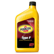 Pennzoil 550049545 Transmission Fluid Type F Qt
