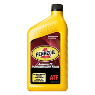 Pennzoil 550050745 Automatic And Powershift Transmission Fluid Dexron Mercon Quart