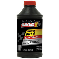 Mag 1 MAG00126 12 Ounce Dot 4 Brake Fluid