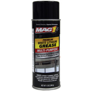 Mag 1 MAG00448 Mag 12 Ounce Wht Lith Grease