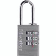 Master Lock 630D Set Your Own Luggage Backpack Lock Combination