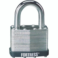 Master Lock 1803T 1-1/2 Inch Padlock Laminated Steel Pack Of 2