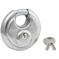 Master Lock 40D Circular Shielded Steel Padlock