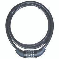 Master Lock 8119DPF 5 Foot Bike Cable/Comb Lock