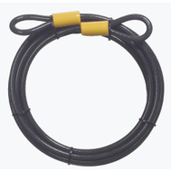 Master Lock 72DPF Cable With Looped Ends 15 Foot By 3/8 Inch Diameter