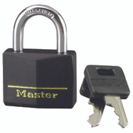 Master Lock 141D Padlock Covered Brass