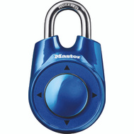 Master Lock 1500ID Speed Dial Speed Dial Combination Lock Assorted