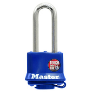 Master Lock 312DLH 1-1/2 Inch Long Shackle Laminated Padlock