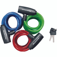 Master Lock 8127TRI Keyed Bike Lock Cable 6 Foot Pack Of 3