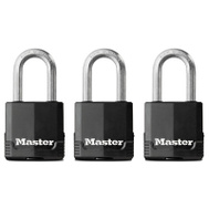 Master Lock M115XTRILFCCSEN 1-3/4 Inch Covered Padlock